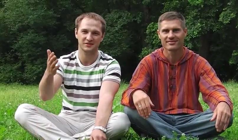 Владислав Челпаченко и Добромир Крамарь