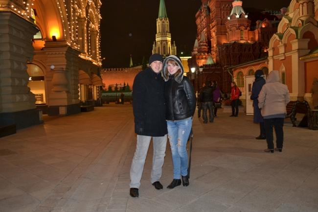 Владислав и Татьяна Челпаченко