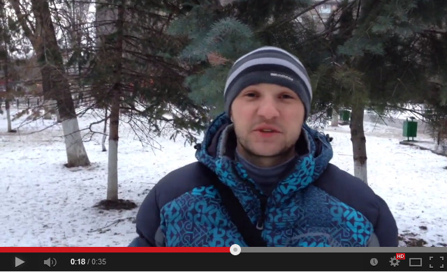 Видео-вопрос из Саратова