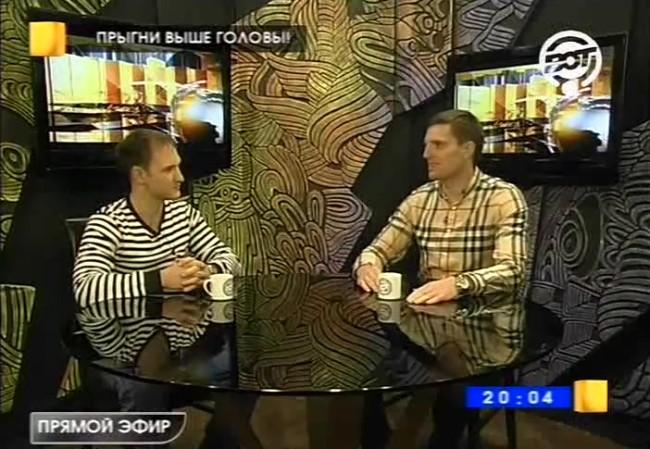 Павел Багрянцев и Владислав Челпаченко