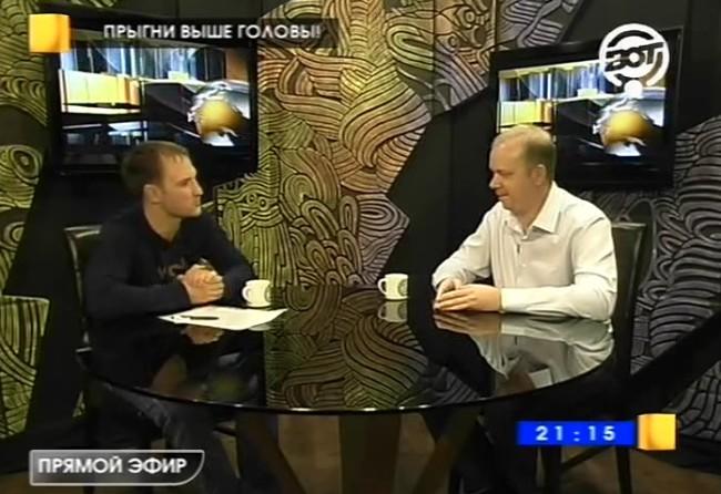Константин Волков на телеканале ВОТ