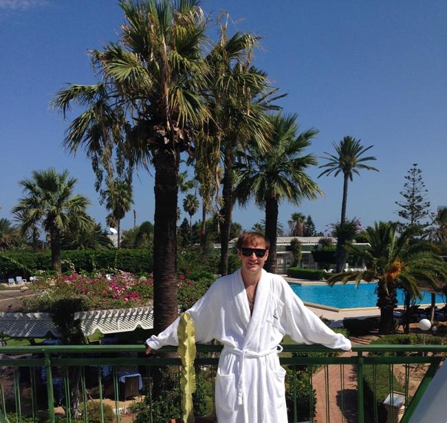 Фото с отеля Туниса