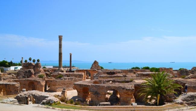 Тунис - достопримечательности