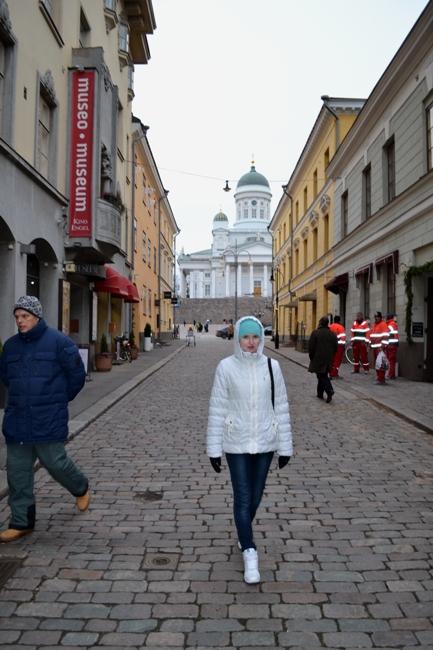 Финляндия, Хельсинки - фото города