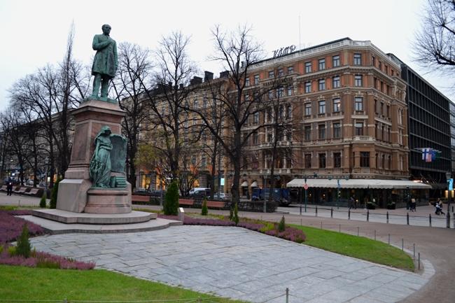 Хельсинки, достопримечательности - фото