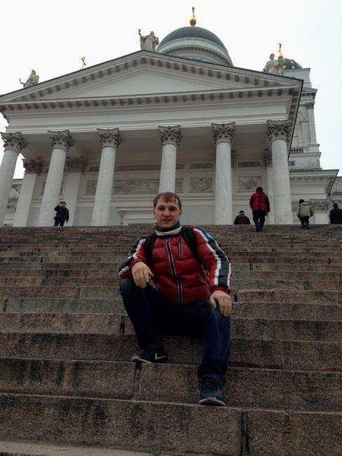 Лютеранская церковь в Хельсинки - фото