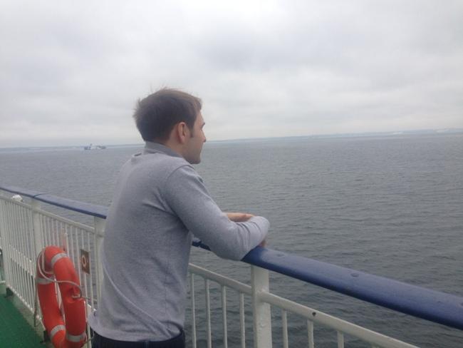 Круиз по Балтийскому морю на пароме