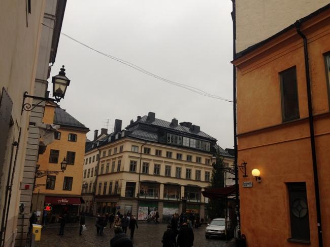 Стокгольм - фото города