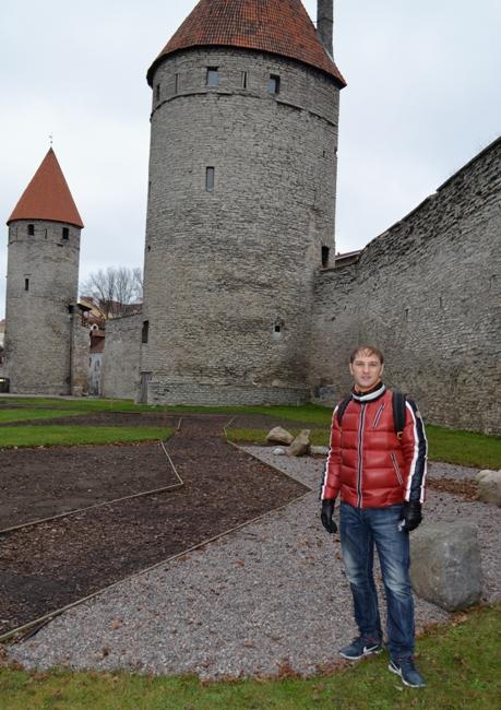Фото крепости Таллина