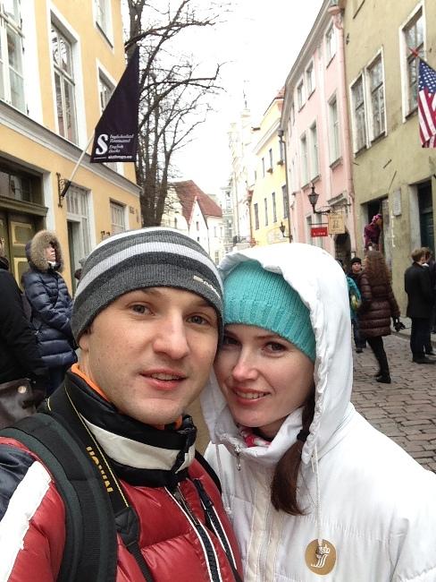 Улицы Таллина - фото