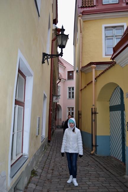Фото из Таллина
