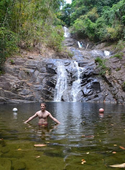 Фото водопада Пхукета