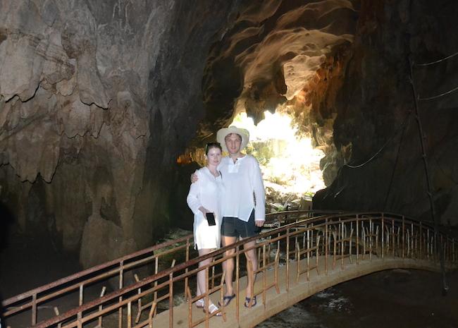 Фото пещеры на Пхукете