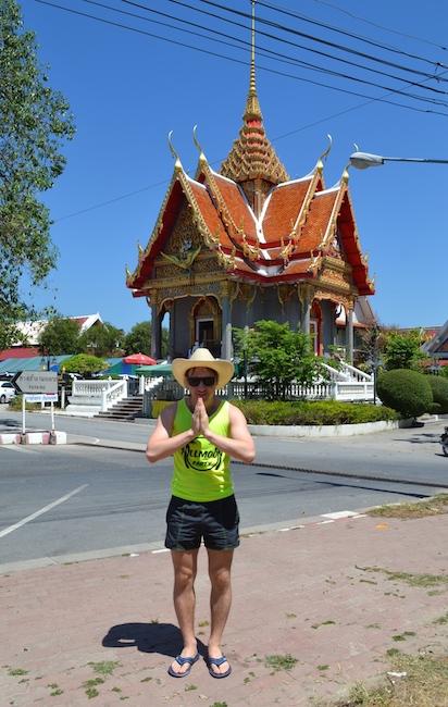 Храм в Тайланде - фото