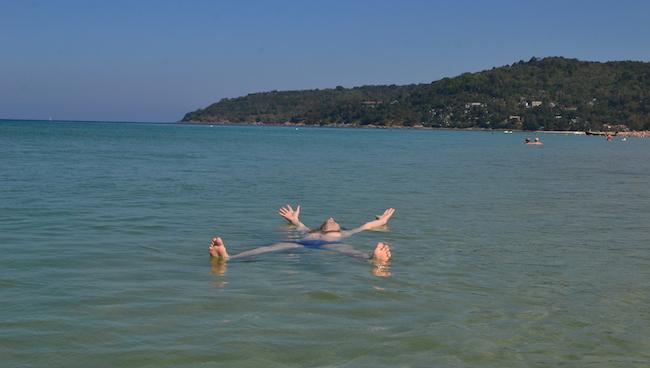 Фото - в Андаманском море в Тайланде