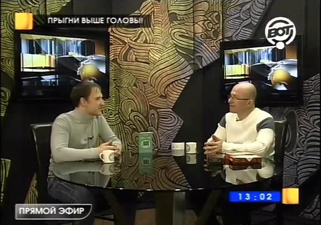 Василий Шохов и Владислав Челпаченко