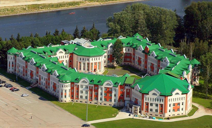Отель на Крестовском острове «Парк Крестовский»