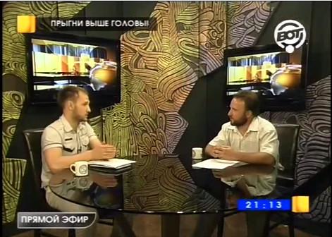 Дмитрий Балабанов и Владислав Челпаченко