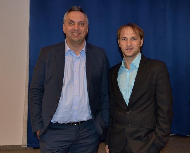 На инфоконференции с Андреем Парабеллумом