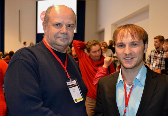 На инфоконференции с Игорем Вагиным