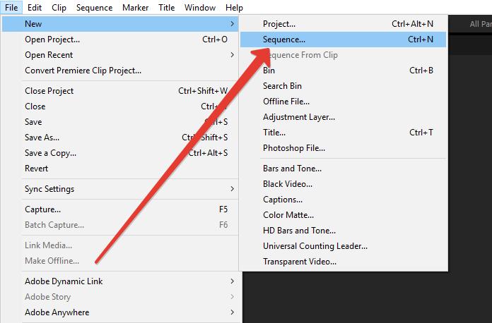 Adobe Premiere Pro - для монтирования видео